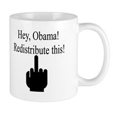Redistribute this! Small Small Mug