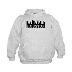 Houston Skyline Hoodie