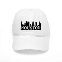 Houston Skyline Baseball Cap