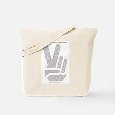 Universal Declaration of Huma Tote Bag