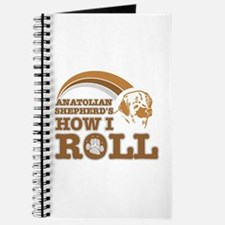 anatolian shepherd's how I roll Journal