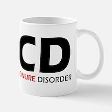 Obsessive Conure Mug