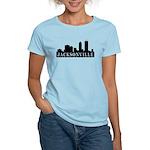 Jacksonville Skyline Women's Light T-Shirt