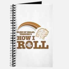 glen of imaal terrier's how I roll Journal