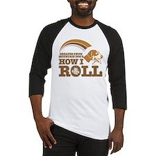 greater swiss mountain dog's how I roll Baseball J