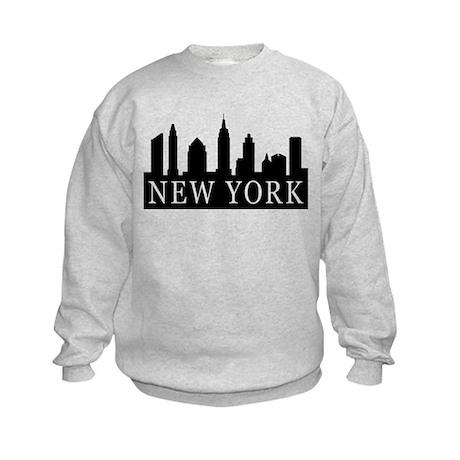 New York Skyline Kids Sweatshirt