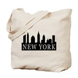 New york city Canvas Totes