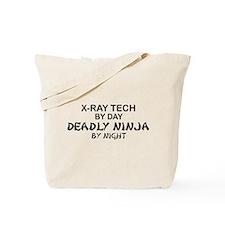 X-Ray Tech Deadly Ninja Tote Bag