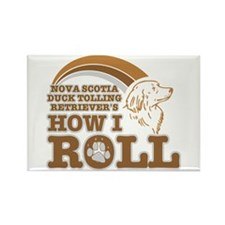 nova scotia duck tolling retriever's how I roll Re