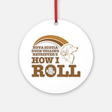 nova scotia duck tolling retriever's how I roll Or