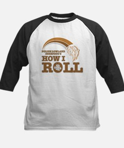 polish lowland sheepdog's how I roll Tee