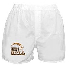 vizsla's how I roll Boxer Shorts
