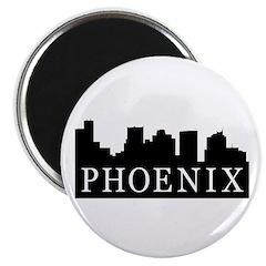 Phoenix Skyline Magnet