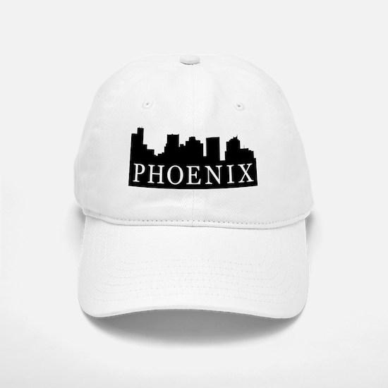 Phoenix Skyline Baseball Baseball Cap