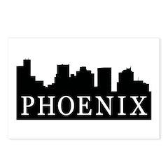Phoenix Skyline Postcards (Package of 8)