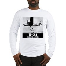 B-24 Liberator Long Sleeve T-Shirt