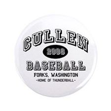 "Cullen Baseball 2008 3.5"" Button"