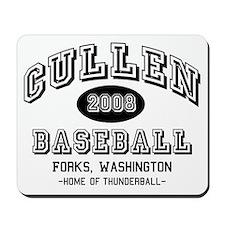 Cullen Baseball 2008 Mousepad