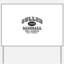 Cullen Baseball 2008 Yard Sign