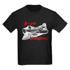 """B-24 """"Comin' through!"""" T"""