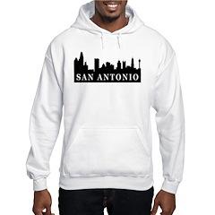 San Antonio Skyline Hoodie
