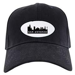 San Antonio Skyline Baseball Hat