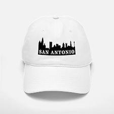 San Antonio Skyline Baseball Baseball Cap