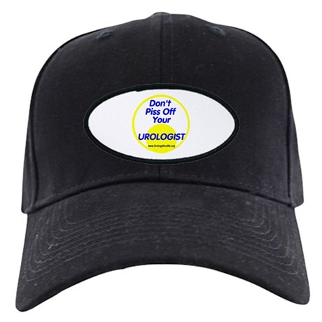 Urologist Black Cap
