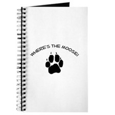 Where's the Moose! Journal
