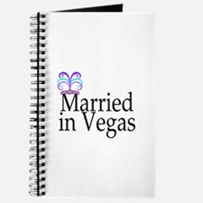 Married In Vegas Journal