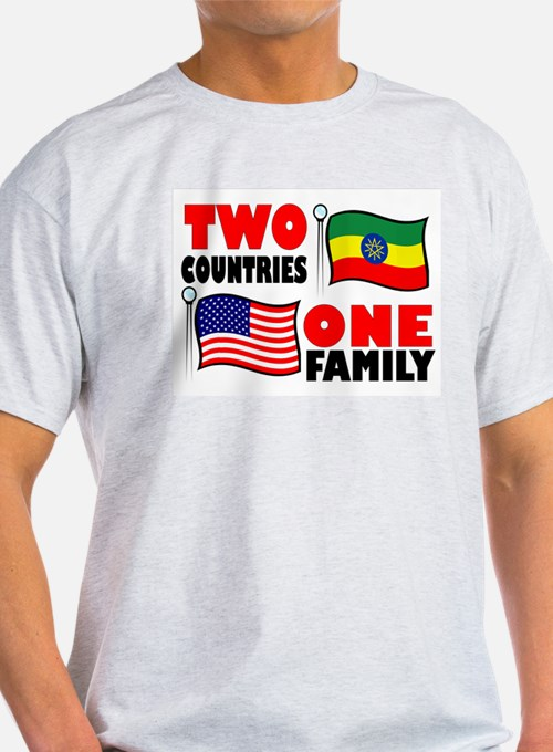 Two Countries/One Family