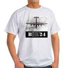 Don't look down on a B-24 T-Shirt