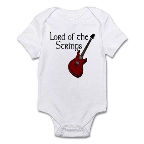 Lord of the Strings Infant Bodysuit