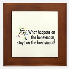 What Happens On The Honeymoon, Stays On The Honeym