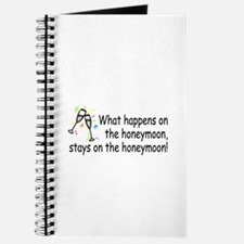 What Happens On The Honeymoon, Stays On The Honeym