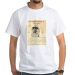 Deadwood Dick White T-Shirt