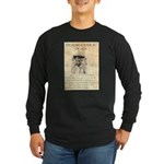 Deadwood Dick Long Sleeve Dark T-Shirt