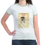Deadwood Dick Jr. Ringer T-Shirt