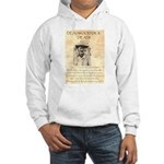 Deadwood Dick Hooded Sweatshirt
