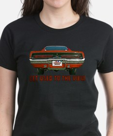 Get Used to the view-Charger- Tee
