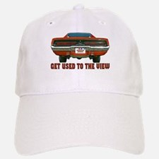 Get Used to the view-Charger- Baseball Baseball Cap