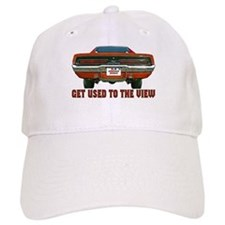 Get Used to the view-Charger- Baseball Cap