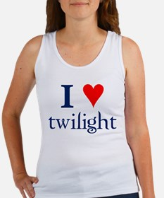 I love Twilight Women's Tank Top