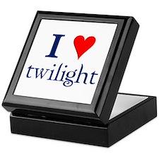 I love Twilight Keepsake Box