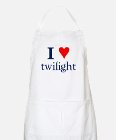 I love Twilight BBQ Apron