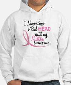 Never Knew A Hero 3 Sister BC Hoodie