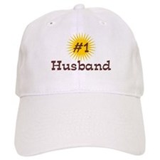 #1 Husband Baseball Cap