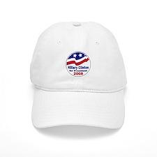 Hillary Clinton for President Baseball Cap