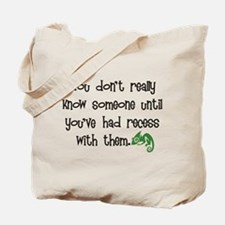 """""""You don't really ..."""" Tote Bag"""