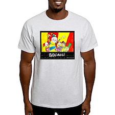 Pagliacci Ash Grey T-Shirt
